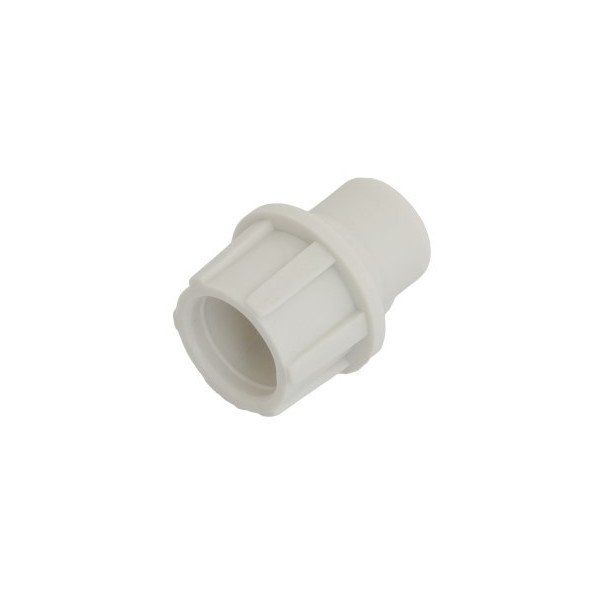 """TELECOM """"Cut and Push"""" plastic coaxial connector, patented, Gray 5 ΤΕΜ."""